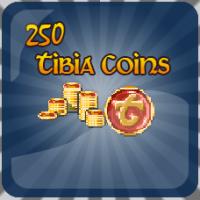 250 Tibia Coins