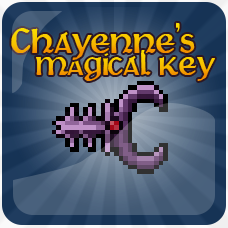 Chayenne's Magical Key